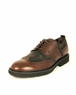 Tod's Men's DERBY Shoes Leather Oxfords Sneakers, CAFFE XXM4