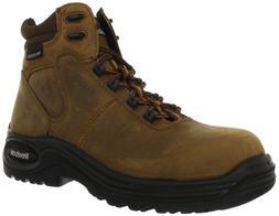 Reebok Men's Trainex RB6766 Work Boot,Brown,6 W US