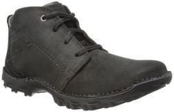 Caterpillar Transform Black Mens Ankle Boots, Size 10