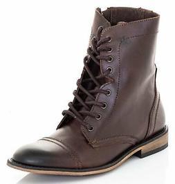STEVE MADDEN Trek Men's Casual Leather Boots