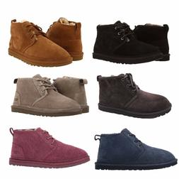UGG Men's Neumel Chukka  Boots Casual Fashion Shoes Suede Bl
