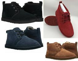 UGG Men's Nuemel Suede NEW Sz 7-13 *NIB* Winter Shoes *authe