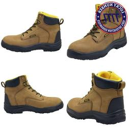 """Ever Boots """"Ultra Dry Men'S Premium Leather Waterproof Work"""