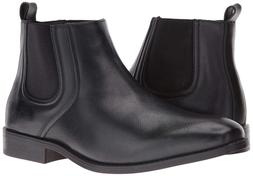 Unlisted by Kenneth Cole Men's BLACK BOOTS Half N Half Boot