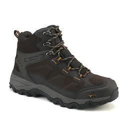 US Men's Mid Outdoor Waterproof Winter Ankle Hiking Snow Boo