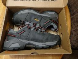 KEEN UTILITY Men's 1021315 Detroit Gray/Bossa Nova Steel Toe