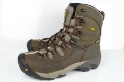 "KEEN Utility Men's Detroit 8"" Steel Toe Work Boot Size 12EE"