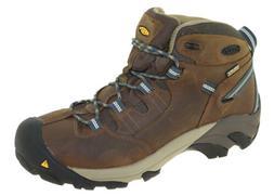 Keen Utility Men's Detroit Mid Steel Toe Work Boots Slate Bl