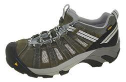 Keen Utility Men's Flint Low Steel Toe Work Shoes Gargoyle/F
