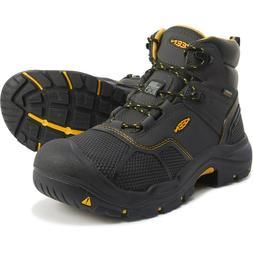 "Keen Utility Men's Logandale 6"" Soft Toe Work Boots"