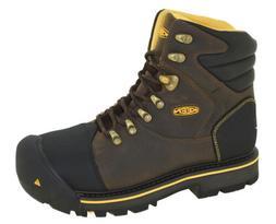 Keen Utility Men's Milwaukee 6 Inch Steel Toe Work Boots, St