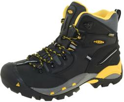 "Keen Utility Men's Pittsburgh 6"" Steel Toe Waterproof Work B"