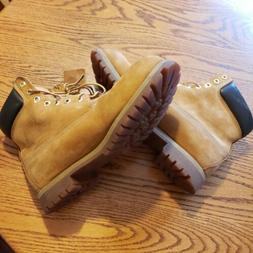 """Timberland Waterproof 6"""" Premium Boots Men's 10061"""