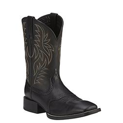 Ariat Men's Sport Western Cowboy Boot, Black, 9 D US