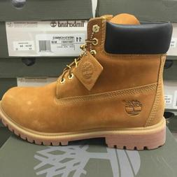 TIMBERLAND WHEAT MEN'S BOOTS 6-INCH CLASSIC BRAND NEW  PREMI