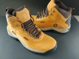 white ledge waterproof mid hiking boots mens