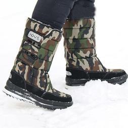 SHUJIN Winter <font><b>Boots</b></font> <font><b>Men</b></fo