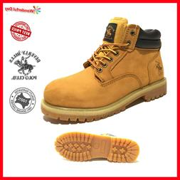 ad4586e61a8 Kingshow Mens Winter Snow Work Boots Sho...