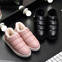 Women Winter Snow Ankle <font><b>Boots</b></font> Unisex Cou
