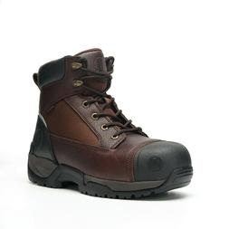 Work Boots for Men Composite Toe Waterproof Safety Working S