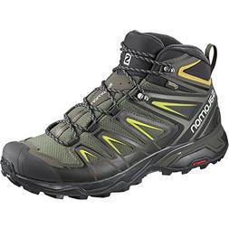 Salomon Mens X Ultra 3 Wide Mid GTX Hiking boots L40129500