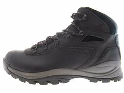 COLUMBIA YONCALLA MEN'S BLACK WATERPROOF LEATHER HIKING BOOT